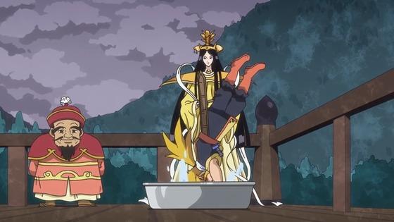 魔神英雄伝ワタル 七魂の龍神丸 第1話 感想 00516