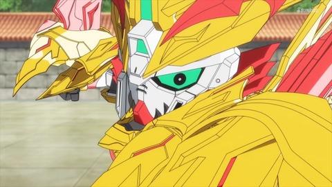 SDガンダムワールドヒーローズ 第1話 感想 ネタバレ 812