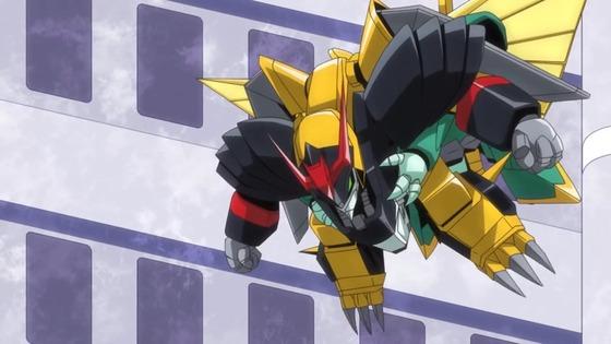 魔神英雄伝ワタル 七魂の龍神丸 第2話 感想 00409