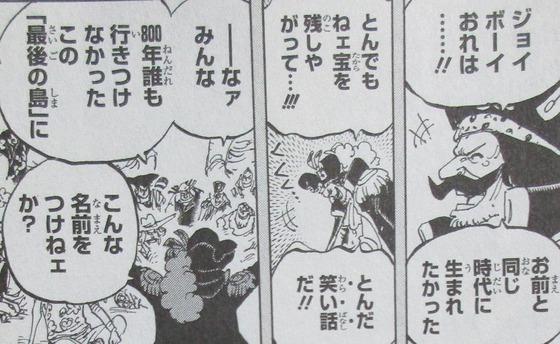 ONE PIECE 96巻 感想 00040