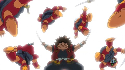 魔神英雄伝ワタル 七魂の龍神丸 第4話 最終回 感想 00126
