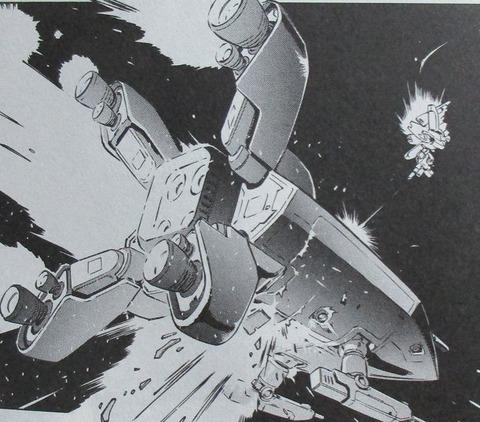 機動戦士ガンダムF91 プリクエル 2巻 感想 ネタバレ 2