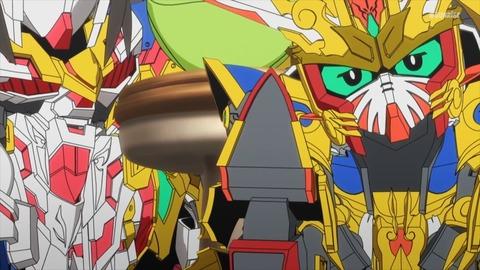 SDガンダムワールドヒーローズ 第10話 感想 ネタバレ 056