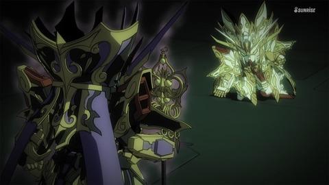 SDガンダムワールドヒーローズ 第23話 感想 252