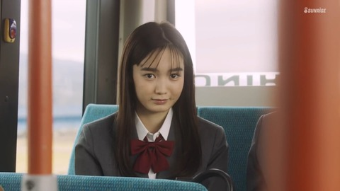 ガンダムビルドリアル 第1話 感想 ネタバレ 251