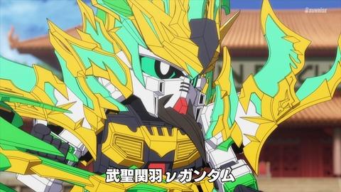 SDガンダムワールドヒーローズ 第1話 感想 ネタバレ 827