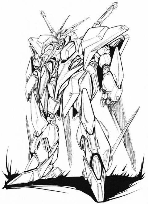 機動戦士ガンダム 閃光のハサウェイ 上巻 感想 ネタバレ 8