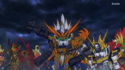 SDガンダムワールドヒーローズ 第15話 感想 791
