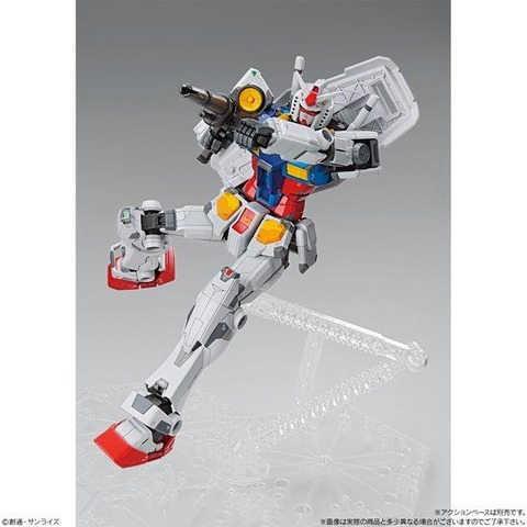 RX-78F00 1100 ガンダム_5