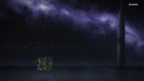 SDガンダムワールドヒーローズ 第23話 感想 222
