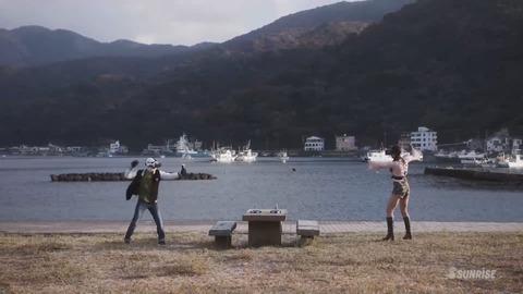 ガンダムビルドリアル 第3話 感想 ネタバレ 501