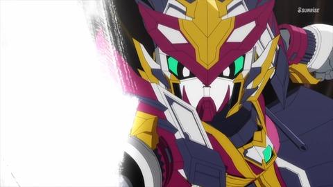 SDガンダムワールドヒーローズ 第6話 感想 ネタバレ 227