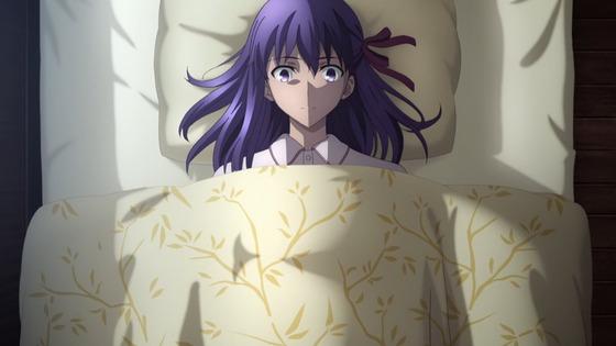 Fate stay night HF 第2章 感想 03505