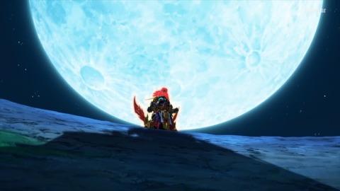 SDガンダムワールドヒーローズ 第17話 感想 11