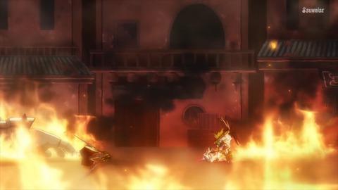 SDガンダムワールドヒーローズ 第22話 感想 255