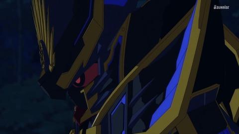 SDガンダムワールドヒーローズ 第8話 感想 ネタバレ 053