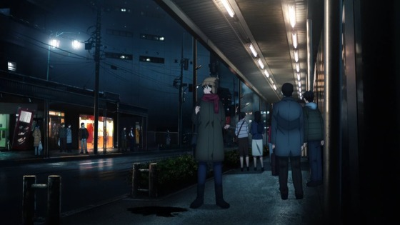 Fate stay night HF 第2章 感想 03391