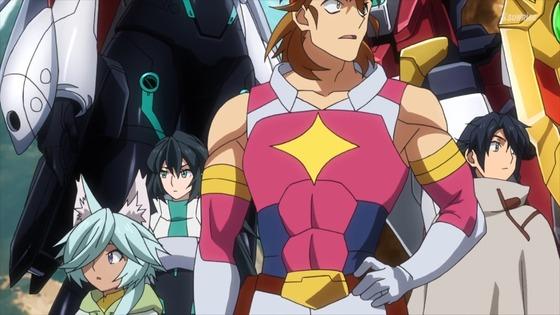 ガンダムビルドダイバーズReRISE 第15話 感想 00119