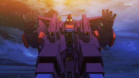 SDガンダムワールドヒーローズ 第11話 感想 0686