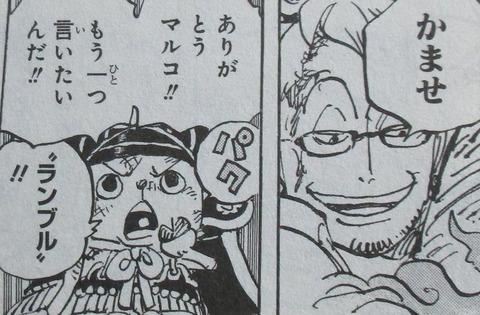 ONE PIECE 100巻 感想 21