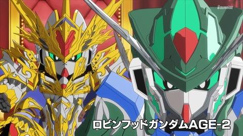 SDガンダムワールドヒーローズ 第17話 感想 29