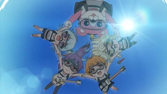 """『BanG Dream! ガルパピコ 第11話 感想』ハロハピ""""えがおのオーケストラっ!"""""""