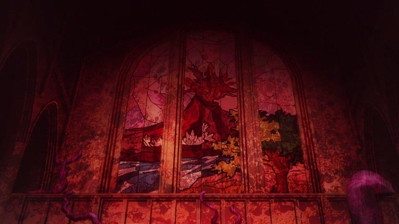 """アニメと漫画と 連邦 こっそり日記  『双星の陰陽師』第32話 感想 """"ろくろの正体""""を問う天地鳴動篇! 紅緒様、レッツダンス!!"""