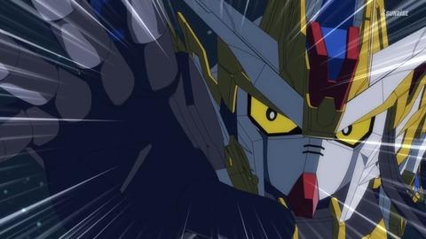 SDガンダムワールドヒーローズ 第16話 感想 510