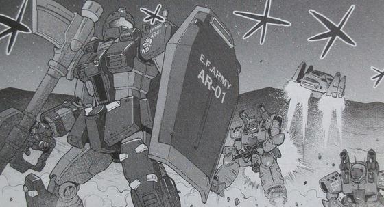 機動戦士ガンダム GROUND ZERO コロニーの落ちた地で 3巻 感想 00071