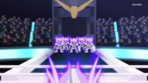 SDガンダムワールドヒーローズ 第3話 感想 ネタバレ 0820