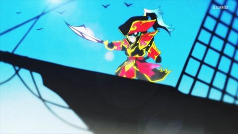 SDガンダムワールドヒーローズ 第4話 感想 ネタバレ 087