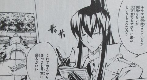 SHAMAN KING レッドクリムゾン 2巻 感想 00046