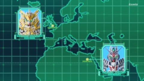 SDガンダムワールドヒーローズ 第2話 感想 ネタバレ 267