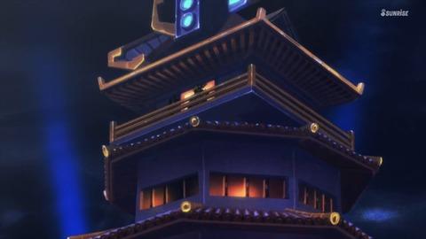 SDガンダムワールドヒーローズ 第24話 最終回 感想 488