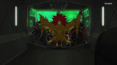 SDガンダムワールドヒーローズ 第4話 感想 ネタバレ 058