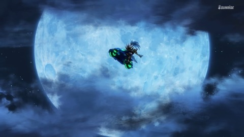 SDガンダムワールドヒーローズ 第16話 感想 178