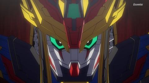 SDガンダムワールドヒーローズ 第13話 感想 0972