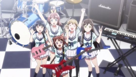 "『BanG Dream! バンドリ!』第12話 感想 ""前へススメ!"" 日常も演奏もやりきった!!"