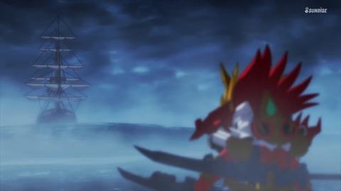 SDガンダムワールドヒーローズ 第2話 感想 ネタバレ 766