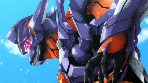 SSSS.DYNAZENON 第7話 感想 ネタバレ 0910