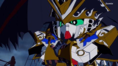 SDガンダムワールドヒーローズ 第3話 感想 ネタバレ 136