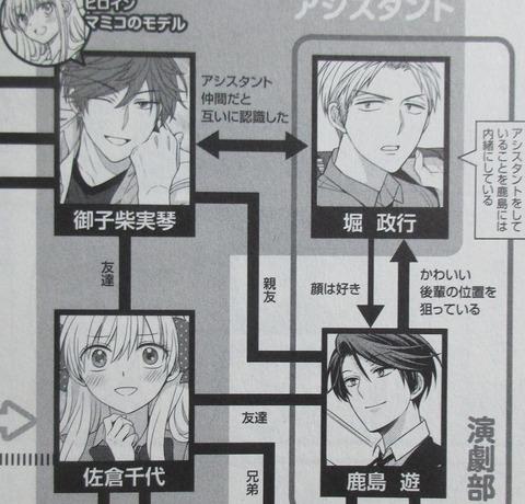 月刊少女野崎くん 13巻 感想 108