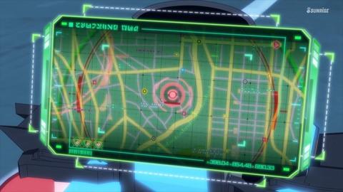 SDガンダムワールドヒーローズ 第9話 感想 ネタバレ 872
