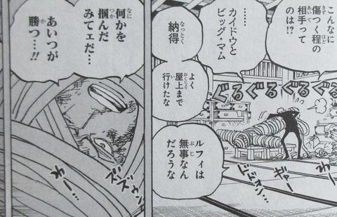 ONE PIECE 100巻 感想 74