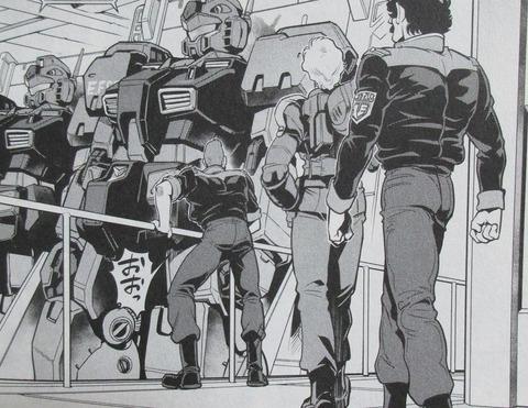 ガンダム0083 REBELLION 16巻 最終回 感想 69
