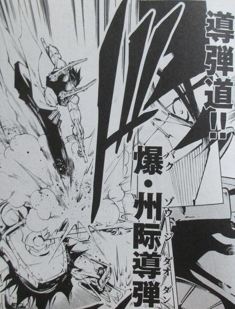 SHAMAN KING レッドクリムゾン 2巻 感想 00088