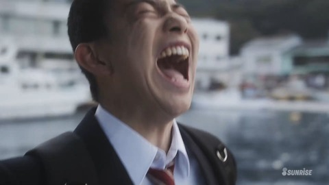 ガンダムビルドリアル 第2話 感想 ネタバレ 751