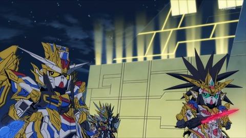 SDガンダムワールドヒーローズ 第22話 感想 097