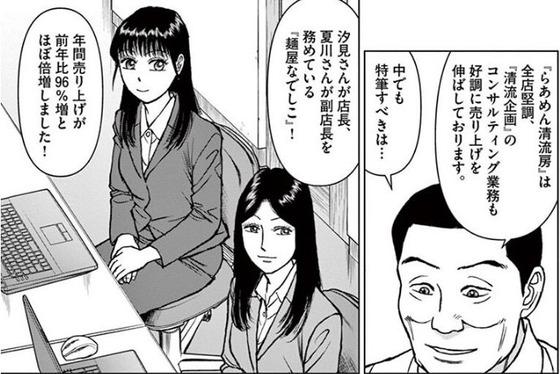 らーめん再遊記 1巻 感想 00029