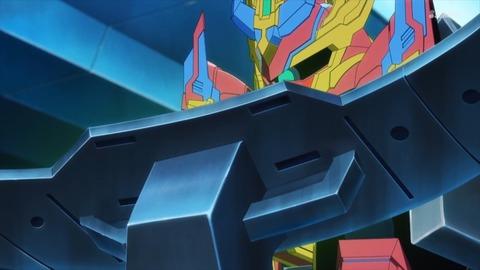 SDガンダムワールドヒーローズ 第6話 感想 ネタバレ 45